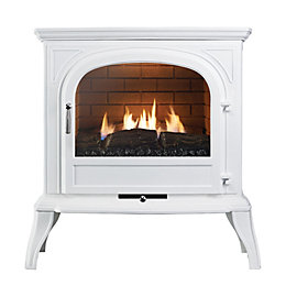 Focal Point Dalvik Freestanding Gas Stove, 3.1 kW