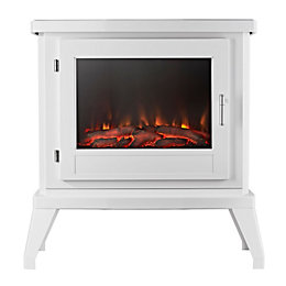 Focal Point Svelvik Flueless Electric Stove, 1.8 kW