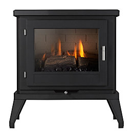 Focal Point Svelvik Freestanding Gas Stove, 3.1 kW