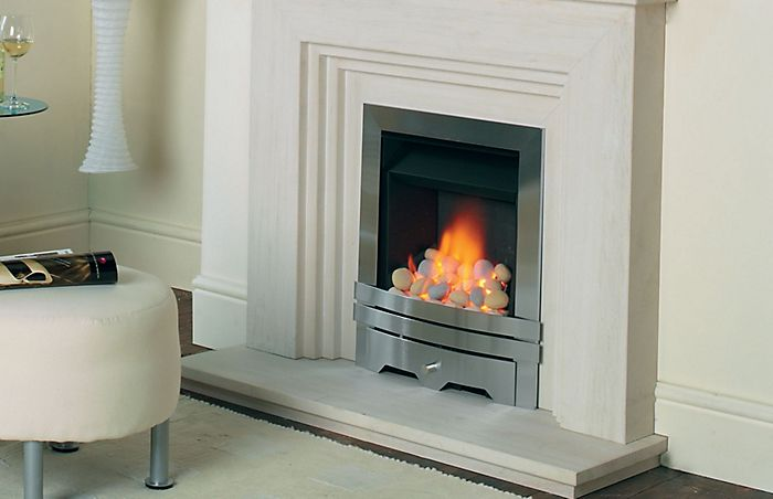 fire in lounge