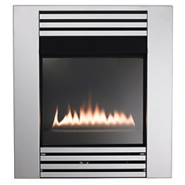 Focal Point Envy Manual Control Inset Gas Fire