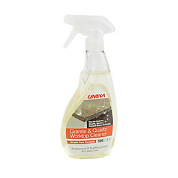 Unika Granite Antibacterial Cleaner Bottle, 500 ml