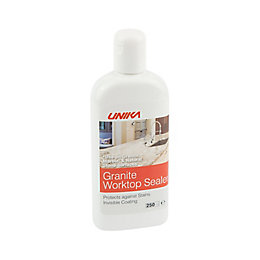 Unika Granite Worktop Sealer Bottle, 250 ml