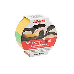 Unika Worktop Edging Tape (L)5m