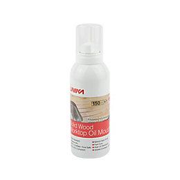Unika Solid Wood Rejuvenate Oil Mousse Aerosol, 150