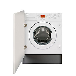 Beko WMI61241 White Built In Washing Machine