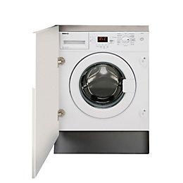 Beko QWM84 White Built In Washing Machine