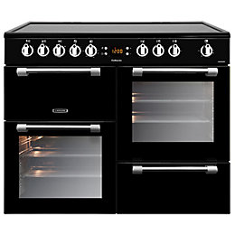 Leisure Freestanding Electric Range Cooker with Electric Hob,