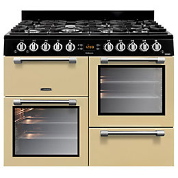 Leisure Gas Range Cooker with Gas Hob, CK100G232C
