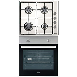 Beko QSF213SX Stainless Steel Single Fan Oven &