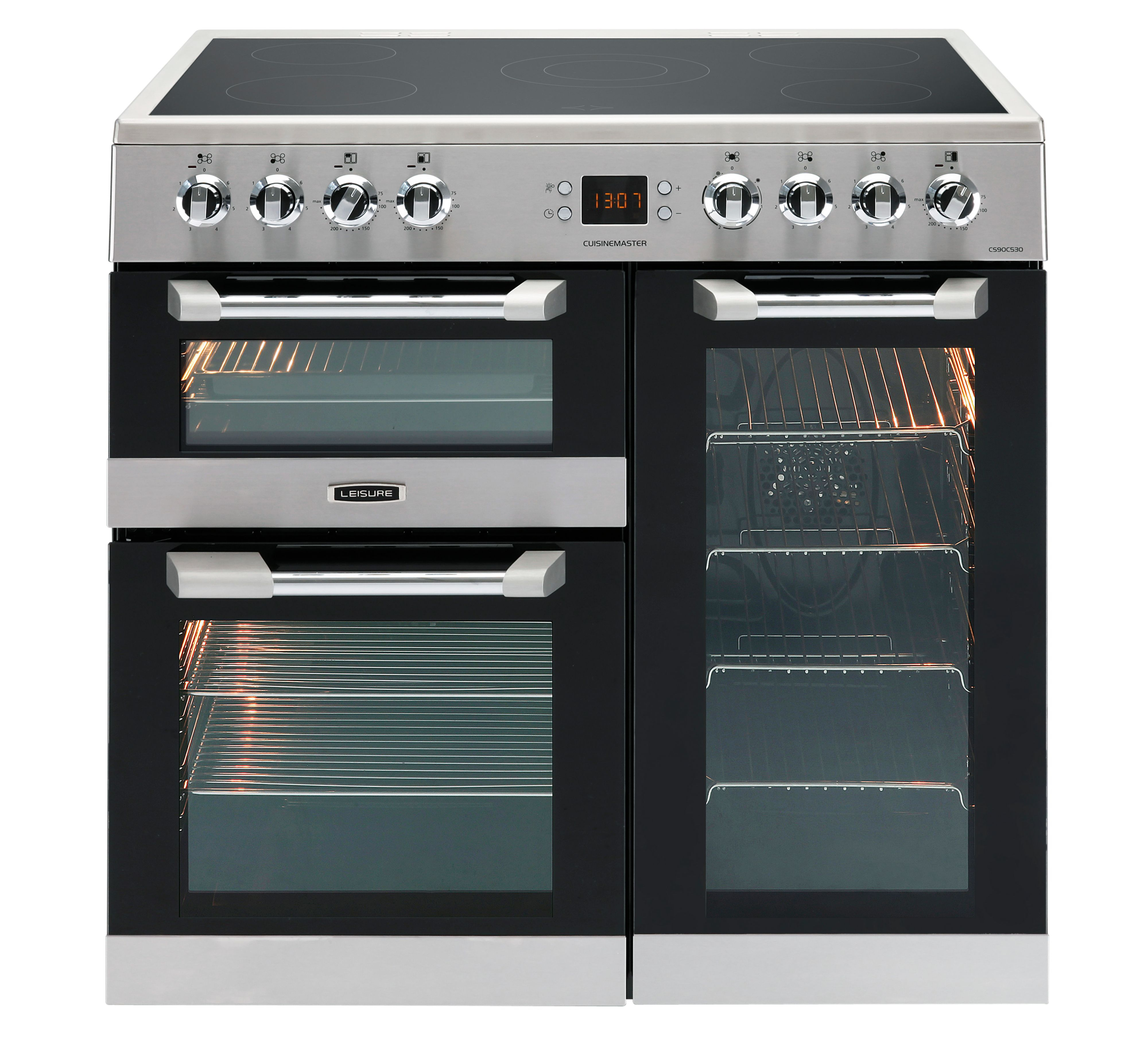 Leisure Freestanding Electric Range Cooker With Ceramic