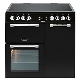 Leisure Electric Range Cooker with Electric Hob, CK90C230S