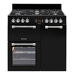 Leisure Gas Range Cooker with Gas Hob, CK90G232K