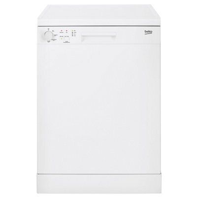 Uncategorized Beko Kitchen Appliances beko dfc04210w freestanding dishwasher white departments diy at bq