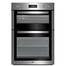 Beko BDF26300X Stainless Steel Electric Double Oven