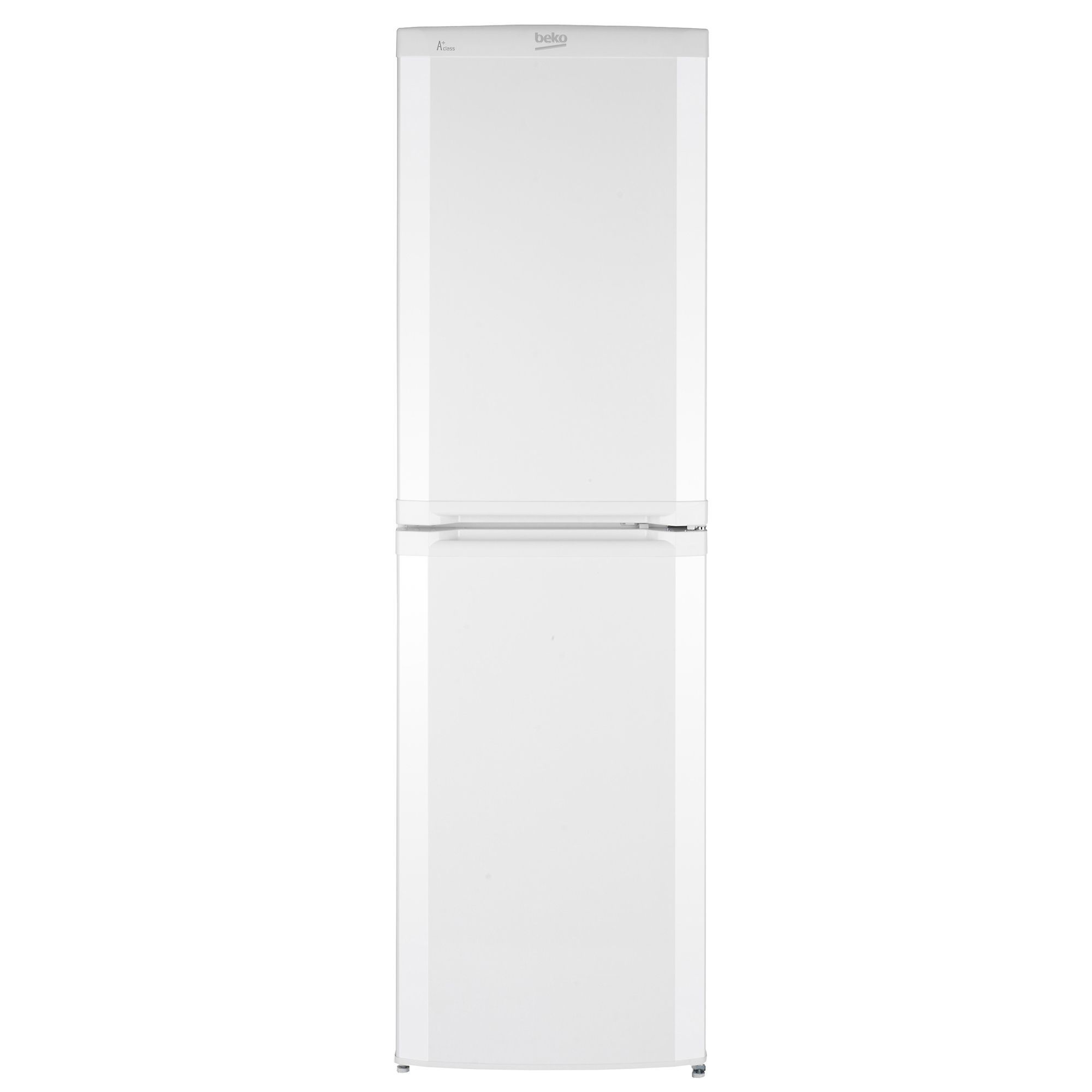 Beko CS5824W White Freestanding Fridge Freezer