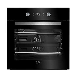 Beko BIF243BOD Black Electric Multifunction Single Oven