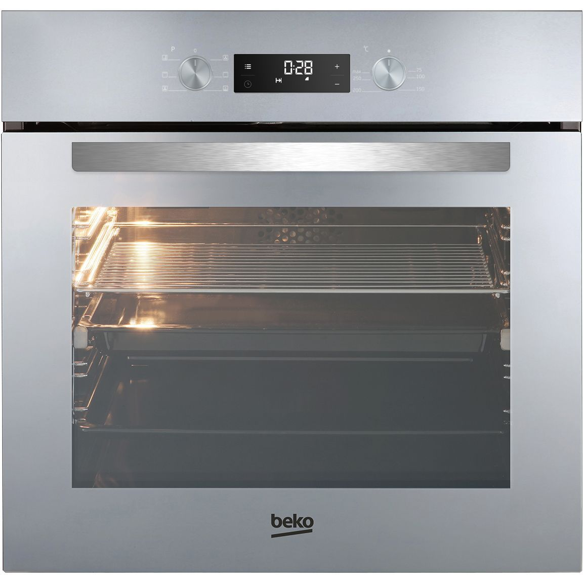 Uncategorized Beko Kitchen Appliances beko steel kitchen appliances diy bie243md stainless electric multifunction single oven