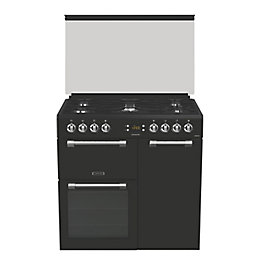 Leisure Dual Fuel Cooker with Gas Hob, CC90F531K