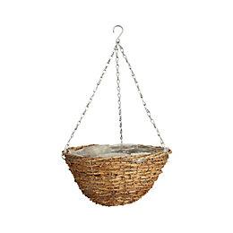 """Gardman Rustic Spot Hanging Basket 12 """""""
