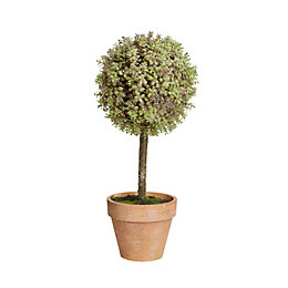 Gardman Miniature Heather Artificial Topiary Tree