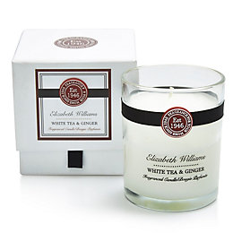 Elizabeth Williams White Tea & Ginger Boxed Jar