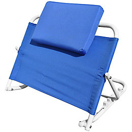 Active Living Blue Bed Back Rest