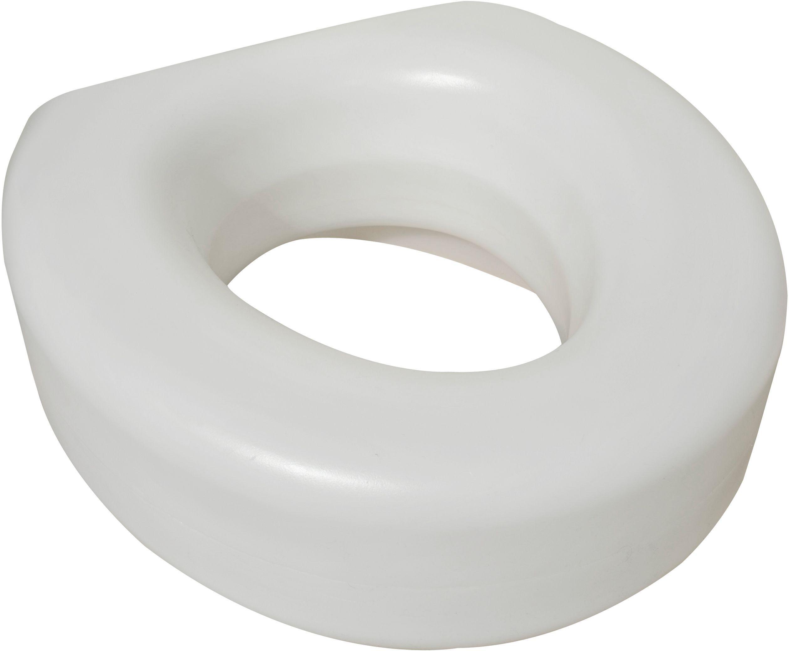 Bemis White Toilet Seat Fitting Departments DIY At B Q