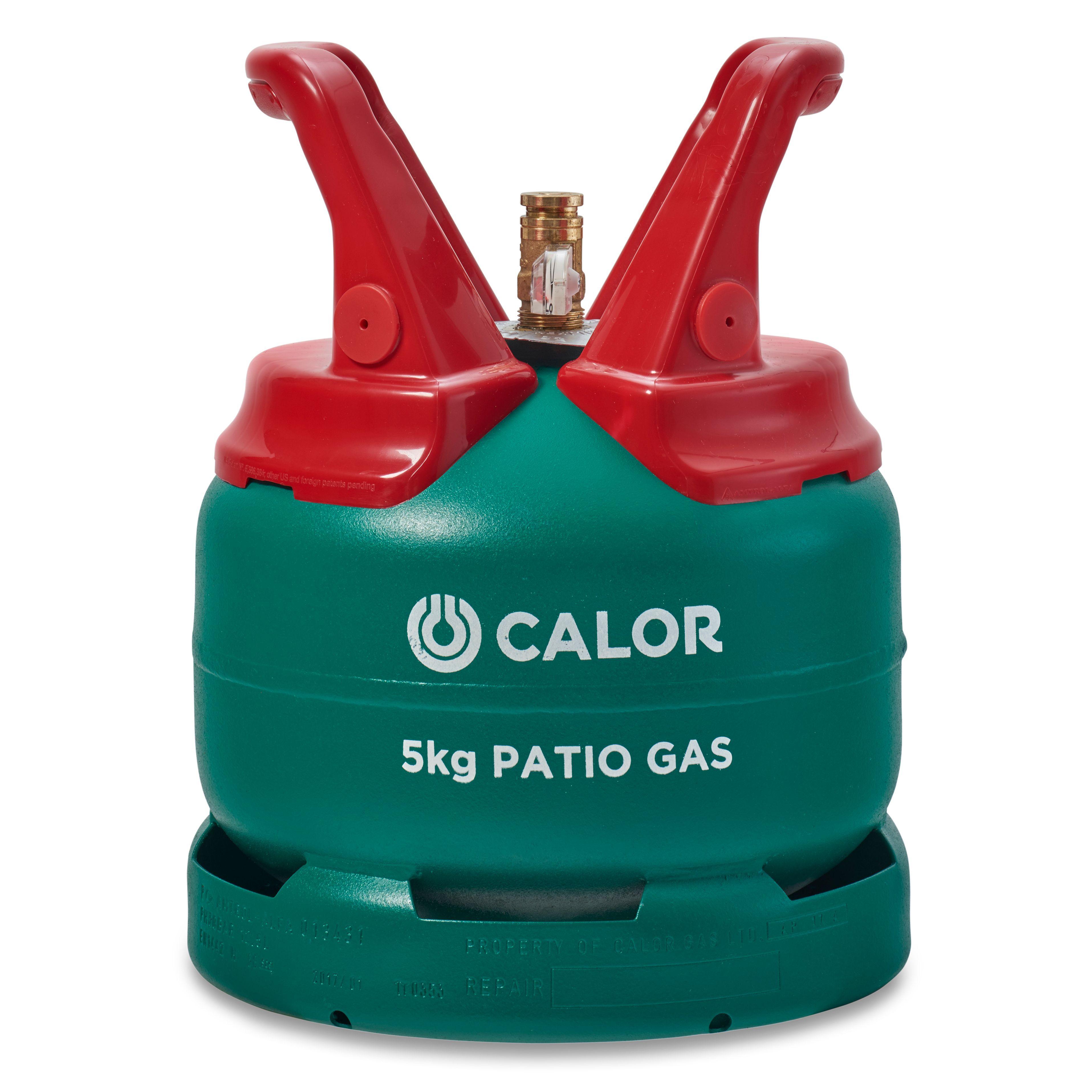 Calor Propane Gas Refill 5 Kg Departments Diy At B Amp Q