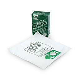 Numatic Vacuum Cleaner Bags 9 L, Pack of