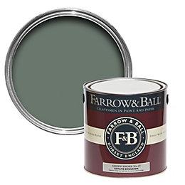 Farrow & Ball Green Smoke No.47 Matt Estate