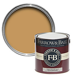 Farrow & Ball India Yellow No.66 Matt Estate