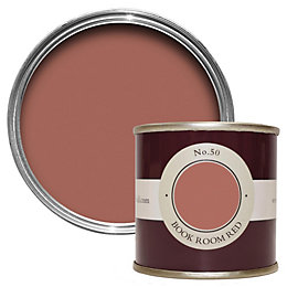 Farrow & Ball Book Room Red No.50 Estate