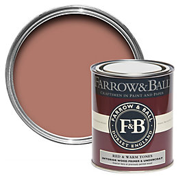 Farrow & Ball Red & Warm Tones Wood