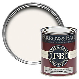 Farrow & Ball White & Light Tones Wood