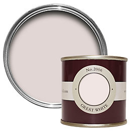 Farrow & Ball Great White No.2006 Estate Emulsion