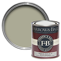 Farrow & Ball Estate Eggshell French Gray No.18