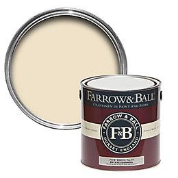 Farrow & Ball New White No.59 Mid Sheen