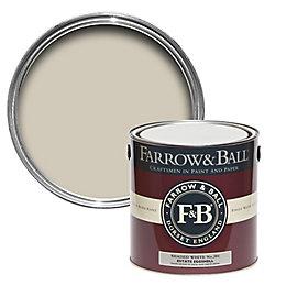 Farrow & Ball Shaded White No.201 Mid Sheen