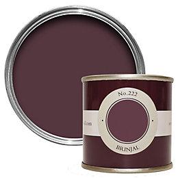 farrow ball brinjal no222 estate emulsion paint - Farrow And Ball Brinjal