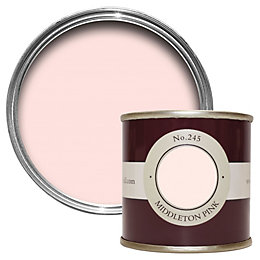 Farrow & Ball Middleton Pink No.245 Estate Emulsion