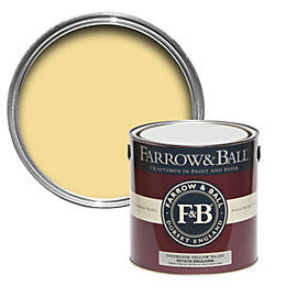 Farrow & Ball Dayroom Yellow No.233 Matt Estate