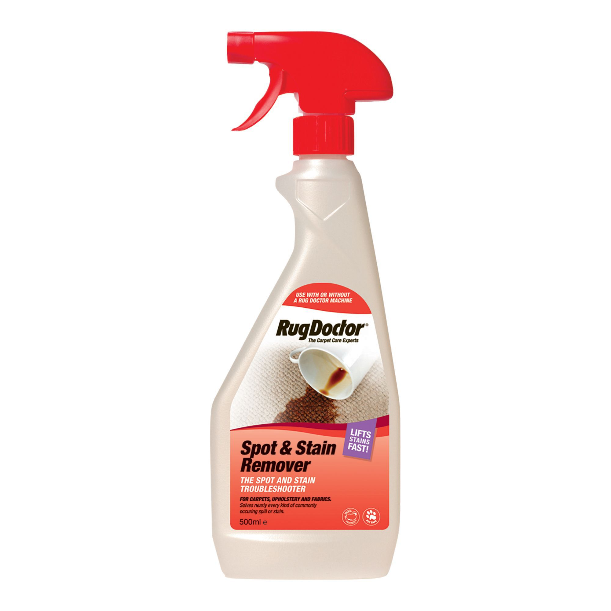 Rug Doctor Stain Remover Trigger Spray 500 Ml