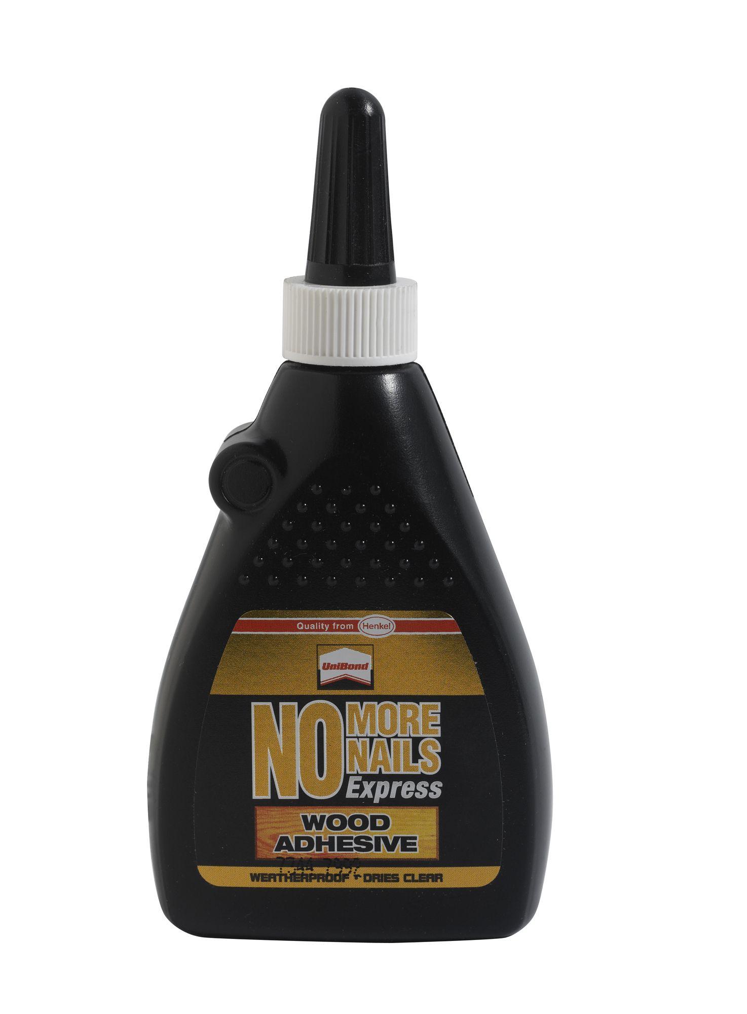 unibond no more nails wood adhesive