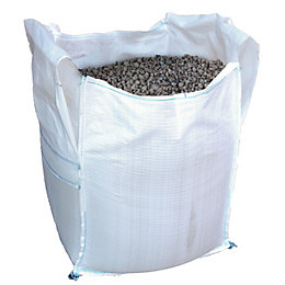 B&Q 10 mm Limestone Bulk Bag
