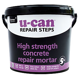 U-Can High Strength Concrete Repair Mortar 5kg Tub