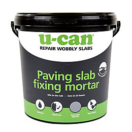 U-Can Paving Slab Fixing Mortar 10kg Tub