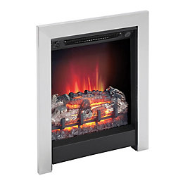 Be Modern Fremont Black Inset Electric Fire