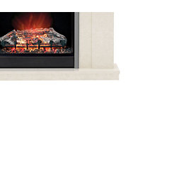 Be Modern Evelina LED Electric Fire Suite