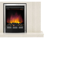 Be Modern Mariano LED Inset Electric Fire Suite